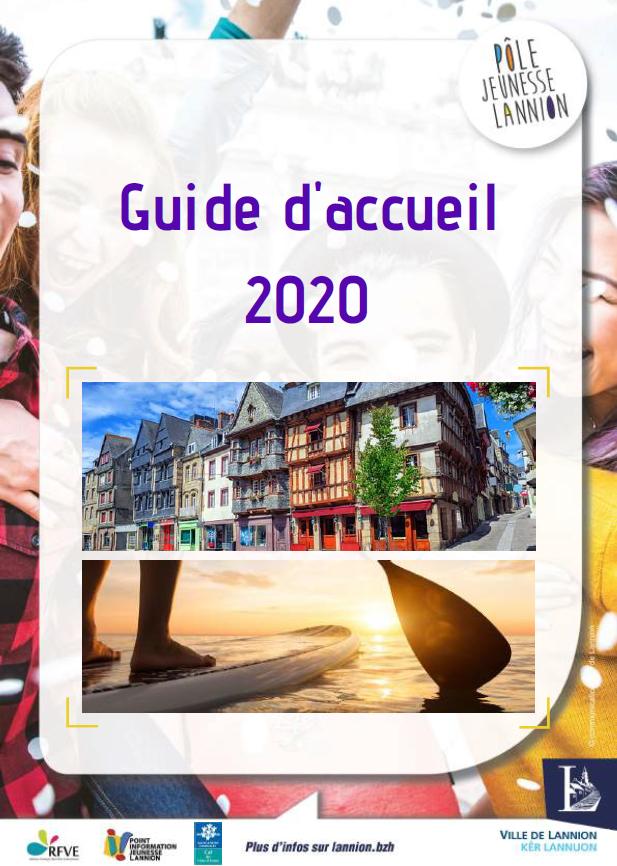 Guide d'accueil Ville de Lannion 2020