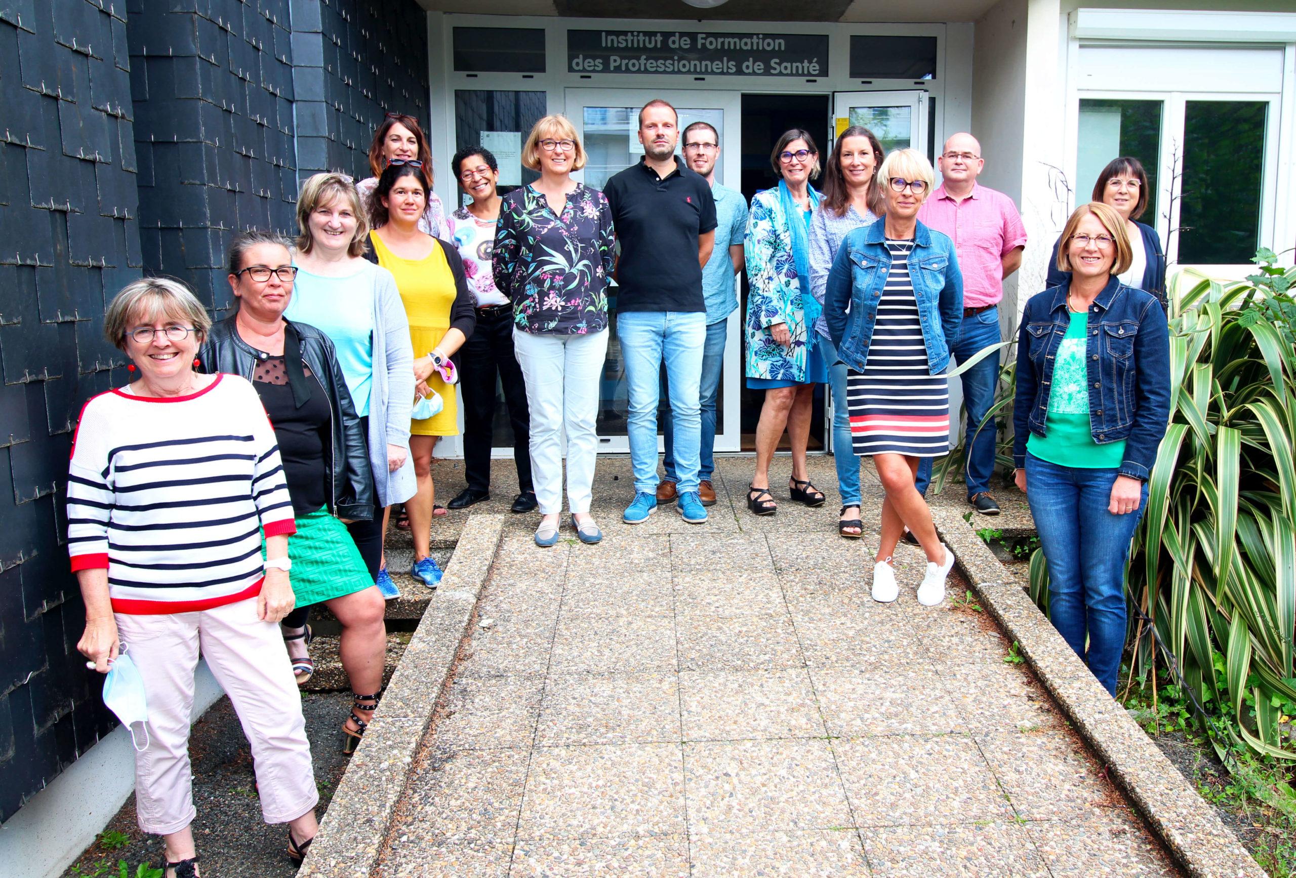 Equipe IFSI IFAS de Lannion 2020
