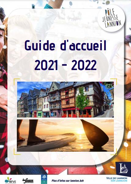 Guide d'accueil Ville de Lannion 2021